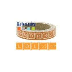 Artemio - Masking Tape -  MDR - orange