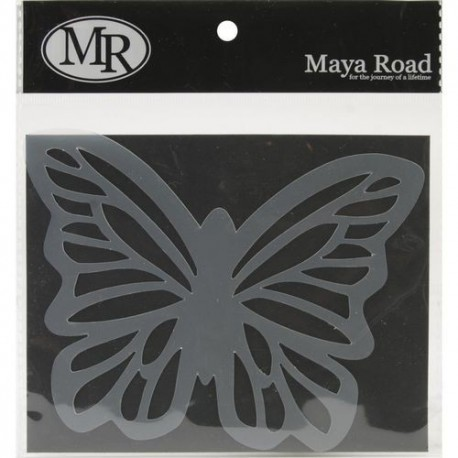 Maya Road - Soar Butterfly Mask
