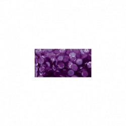 Darice - Sequins rond 8 mm - Purple
