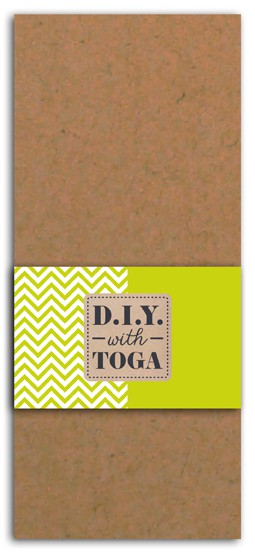 Toga - Bloc-notes  to do list