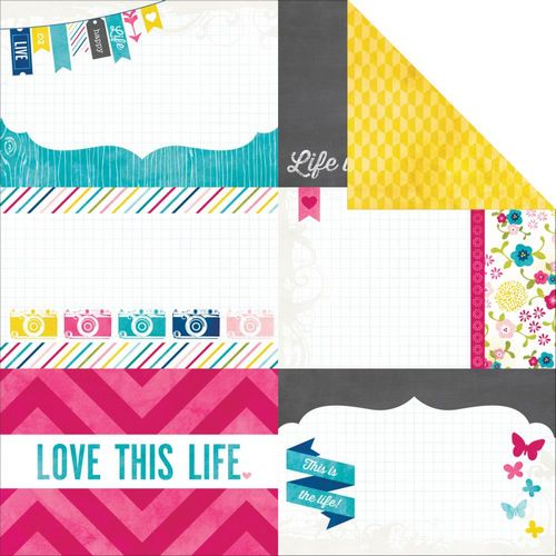 EP - Here & Now - 4X6 Journaling Cards
