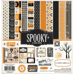 Carta Bella - Spooky - Kit de papiers