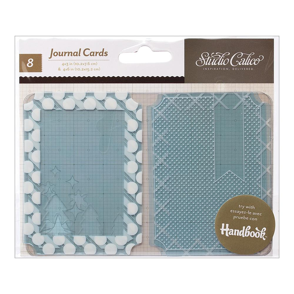 Studio Calico - Cartes de journaling - Project life