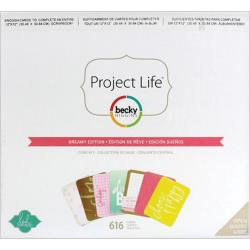 Project Life - Becky Higgins - Dreamy Edition