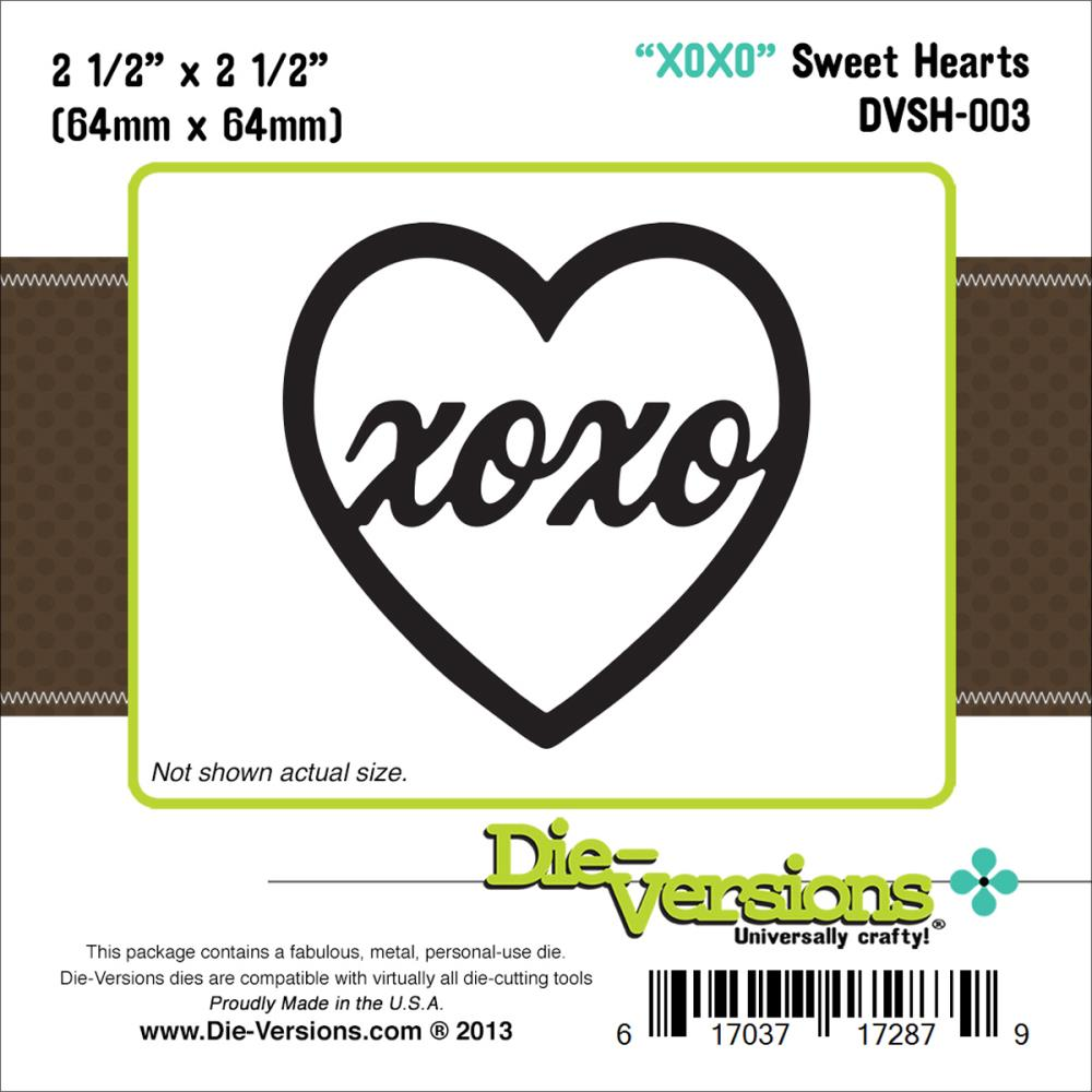 Die-Versions - Dies - Sweet Hearts