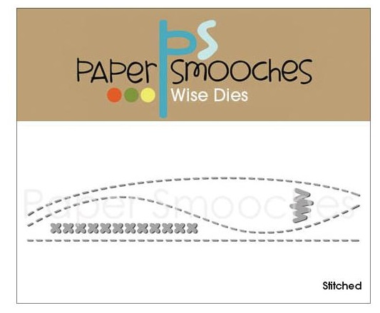 Paper Smooches - Dies - Couture