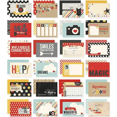 Simple Stories - Say Cheese - Snap Cards 10 X 15 cm