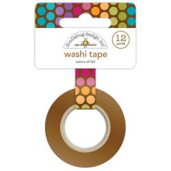 Doodlebug - Washi tape - Colors of Fall