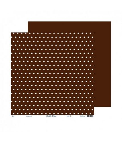 Kesiart Little Dots Brown Chocolate