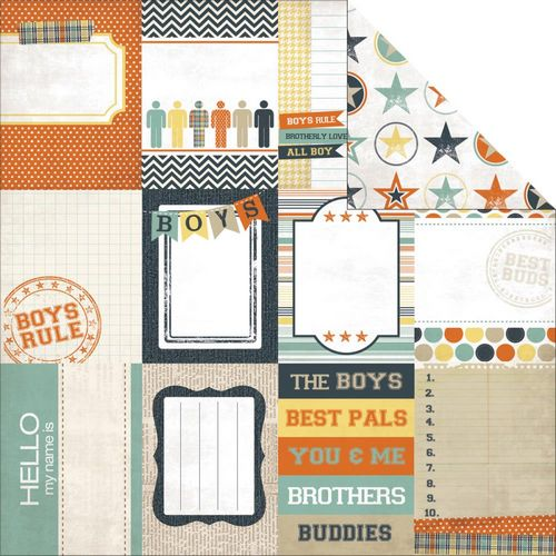 EchoPark - Brothers - Journaling Cards