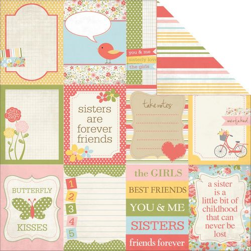 EchoPark - Sisters- Journaling Cards