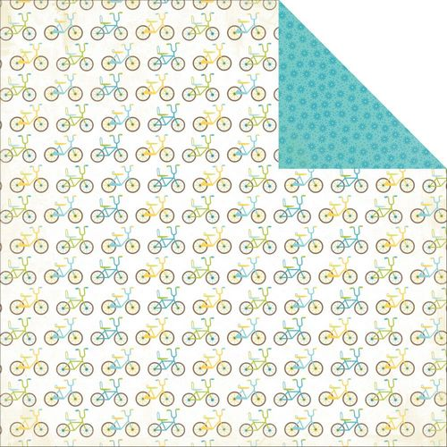 Carta Bella - Cool Summer - My Bicycle