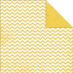 MME - On the Bright Side - Yellow Chevron